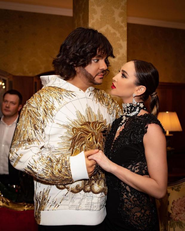 Филипп Киркоров и Ольга Бузова