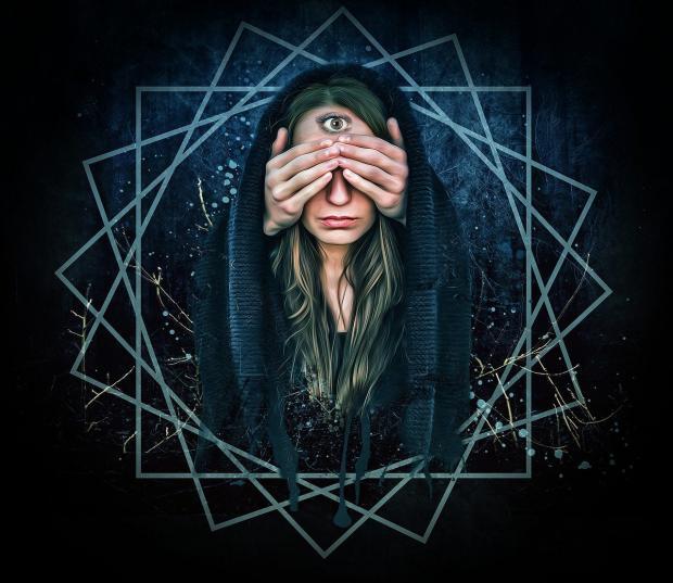 интуиция - третий глаз
