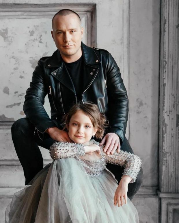Дочь Светланы Пермяковой с отцом