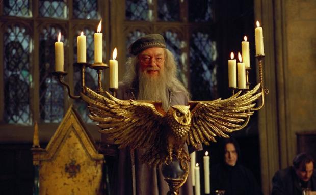 Кадр из Гарри Поттера