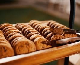 Быстрое печенье к чаю: рецепт приготовления простого и вкусного десерта с яблоком