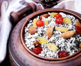 Рецепт рождественской кутьи из риса: как приготовить главное блюдо праздника