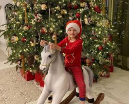 Гном Гномыч отмечает день рождения: Яна Рудковская мило поздравила сына с 8-летием
