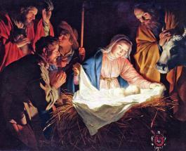 Открытки с Рождеством: поздравительные картинки для самых родных и близких