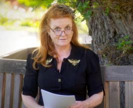 Сара Фергюсон готовит к выпуску роман основанный на жизни ее дальней родственницы