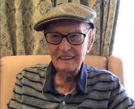 Самый старый житель Австралии поделился секретом долголетия в свой 111-й день рождения
