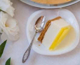 Творожный чизкейк с мандаринами: рецепт нежного десерта для семейного чаепития