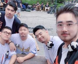 Китайский ответ BTS: в Поднебесной набирает популярность группа из полных мужчин