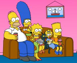 """Поклонники """"Симпсонов"""" считают что мультфильм предсказал новую должность Камалы Харрис"""