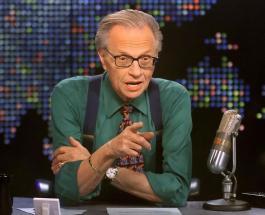 Умер Ларри Кинг: знаменитый телеведущий скончался в возрасте 87 лет