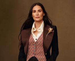 58-летняя Деми Мур приняла участие в модном показе: актриса удивила фанатов внешним видом