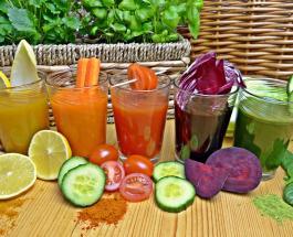 Топ-6 овощей из которых можно приготовить вкусный и полезный смузи на завтрак