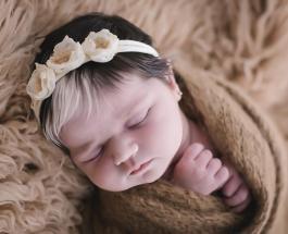 2 года назад в Бразилии родился седой ребенок: как девочка выглядит сейчас