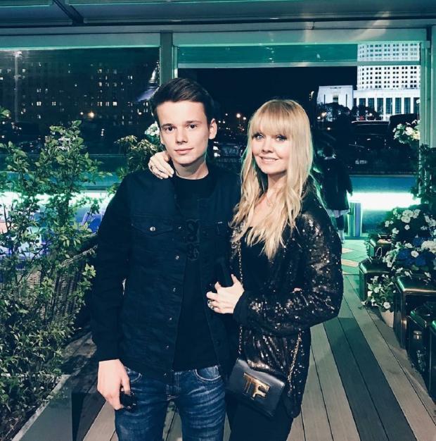 Валерия и Арсений Шульгин