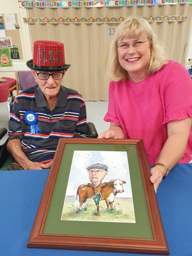 Самый пожилой житель Австралии