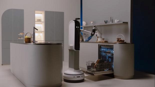 робот-посудомойщик