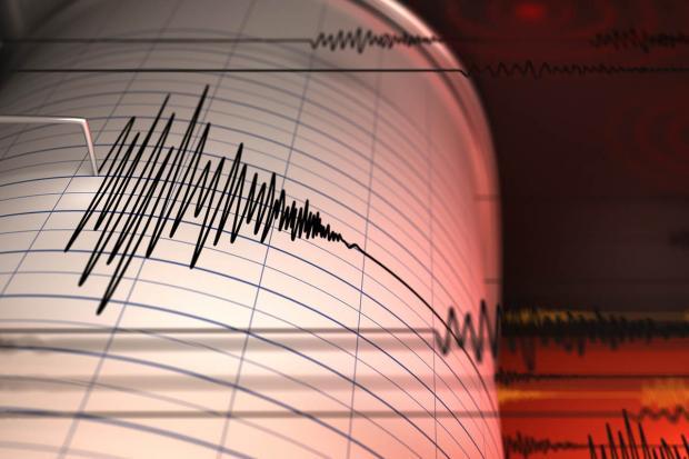 землетрясение кривая