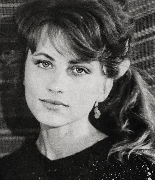 Ирина Нельсон в молодости