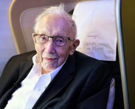 100-летний сэр Том Мур собравший крупную сумму для медиков Британии заразился Covid-19