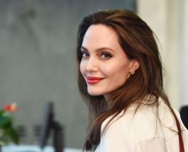 Новые фото Анджелины Джоли: актриса украсила обложку известного глянца