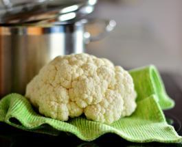 Как запечь цветную капусту в духовке: рецепт вкусного и сытного блюда
