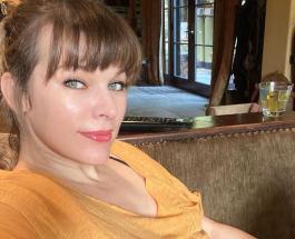 Первый день рождения Ошин Йовович-Андерсон: актриса поделилась новыми фото дочерей