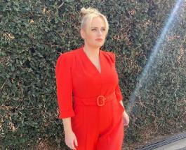 Ребел Уилсон и Меган Маркл в одинаковых нарядах: кому больше идет красное платье