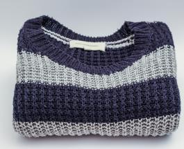 Необычный свитер от Louis Vuitton за 8000 долларов вызвал недоумение у самых смелых модников