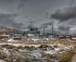 """""""Город-призрак"""": фото заброшенного шахтерского поселения в Калифорнии"""