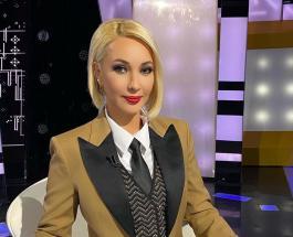 Лера Кудрявцева почти не изменилась с возрастом: как выглядела телеведущая более 25 лет назад