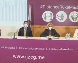 Сербия отправила 2000 вакцин Sputnik V в Черногорию и помогла Македонии