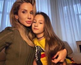 Евангелина Царь – юная модница: фото Светланы Лободы с дочерью в стильных нарядах