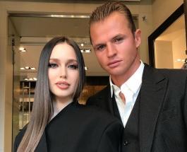 Дмитрий Тарасов – счастливый муж и отец: футболист умиляет фанатов красивыми семейными фото