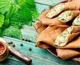 Блины с сыром и зеленью: как приготовить вкусное и сытное блюдо на ужин