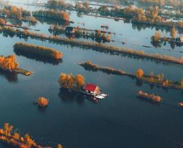 """Ни машин ни шума: фото и интересные факты о деревне в Нидерландах называемой """"раем на земле"""""""