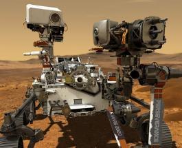 Новые фото Марса: NASA опубликовало снимки сделанные марсоходом Perseverance