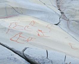 В Австралии обнаружен наскальный рисунок возрастом более 17 000 лет
