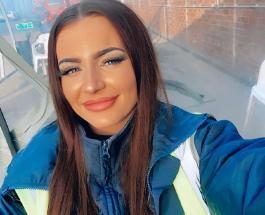 """""""Слишком красива чтобы водить автобус"""": 24-летняя девушка удивляет пассажиров внешним видом"""