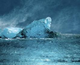 Айсберг площадью более одного квадратного километра откололся от Антарктиды