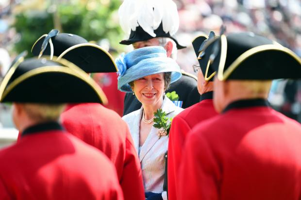 Принцесса Анна