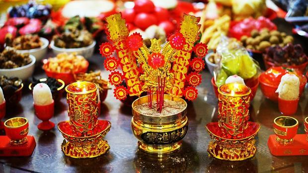 китайский новый год металлического быка