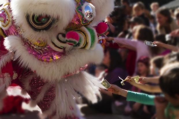 праздник китайского нового года