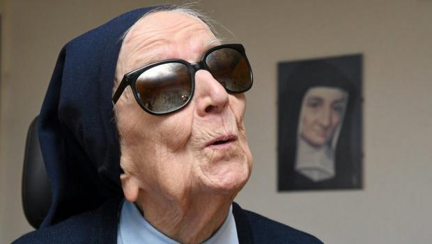 Самая старая жительница Европы