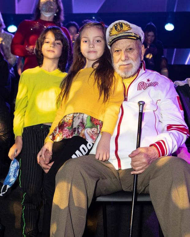 Отец и дети Филиппа Киркорова