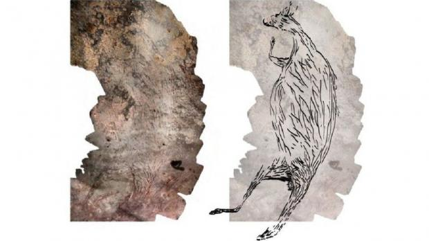 Доисторическая роспись