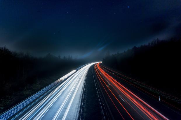 скоростное шоссе