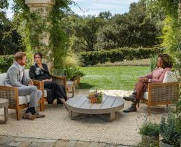 Первые кадры интервью принца Гарри и Меган Маркл появились в сети
