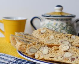 Печенье Кантуччи с миндалем: как приготовить итальянское лакомство для всей семьи