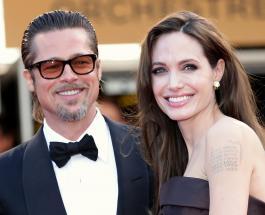 Анджелина Джоли продала картину подаренную ей бывшим мужем Брэдом Питтом