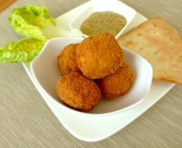Куриные шарики с сыром в панировке: рецепт приготовления вкусной закуски